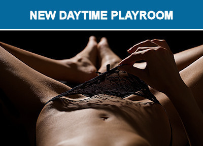 NEW! Daytime Play Rooms from 2pm to 6pm