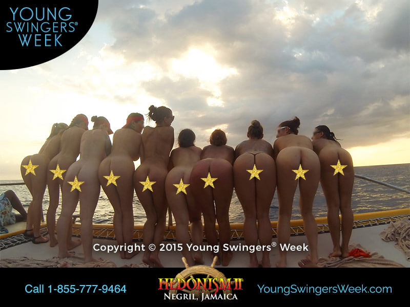 Young Swingers Cruise