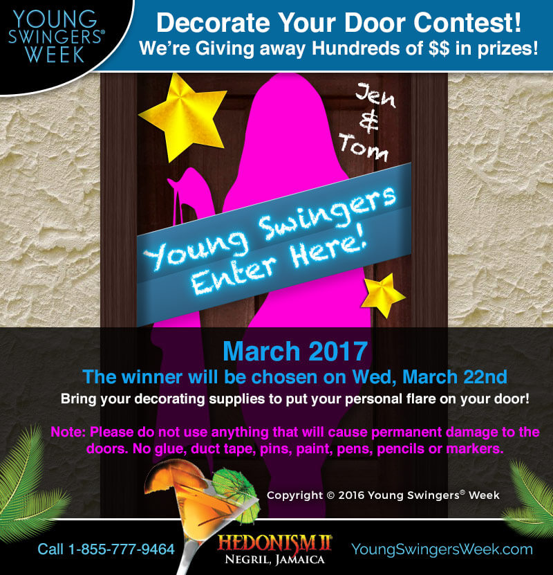 Decorate Your Door Contest