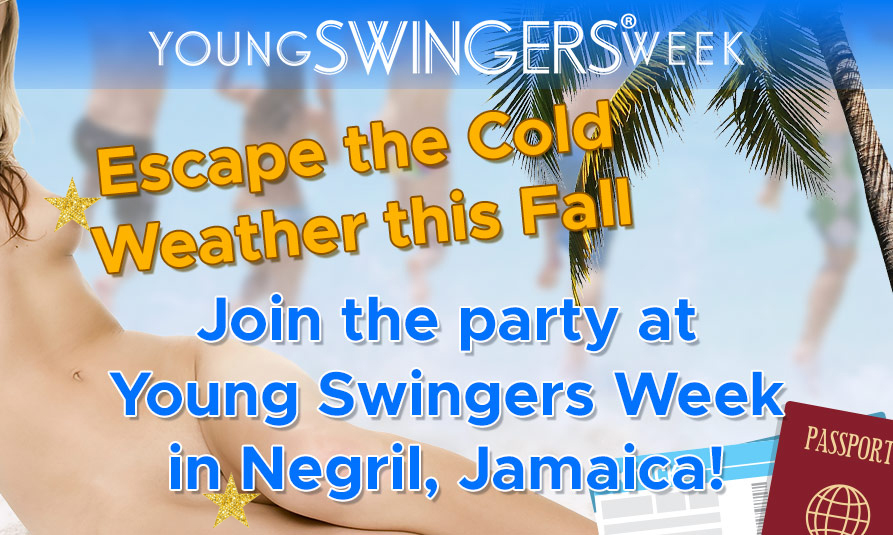 Young Swingers® Week October 19, 2019 - October 26, 2019