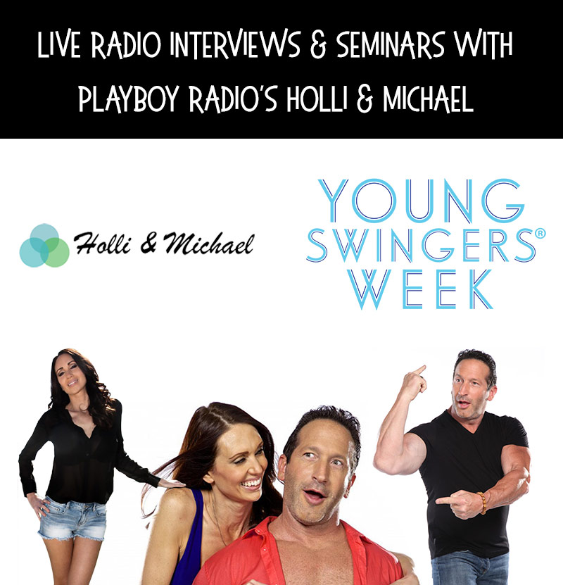 Holli & Michael Live Interviews and Seminars