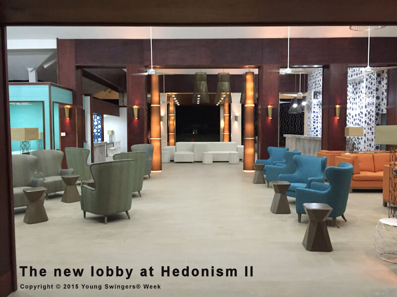 New Lobby at Hedonism II