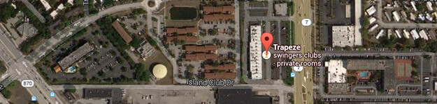Trapeze Club Location