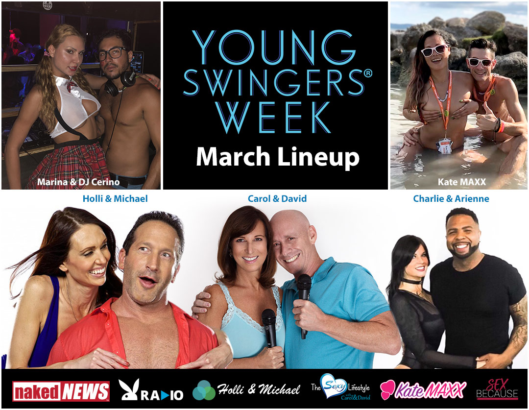 Millennials Swinger Parties