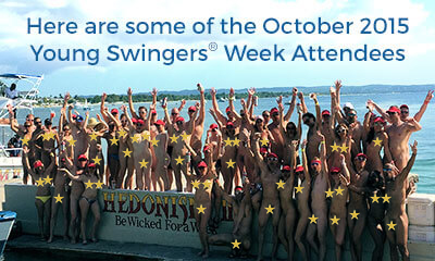 Young Swingers Week Attendees