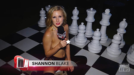 Shannon Blake of Naked News® asks Young Swingers® about their fetishes.
